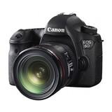 Canon佳能 6D套机 24-70mm/F4L全画幅单反 黑色