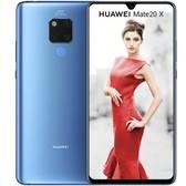 【顺丰包邮】华为 HUAWEI Mate 20 X 徕卡三摄6GB+128GB全网通版双4G 宝石蓝 行货128GB