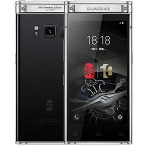 【国行】三星W2018 典藏尊铂 移动联通电信4G手机 翻盖手机