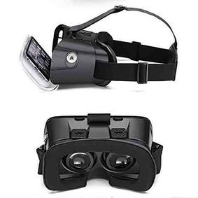 摩豹MV100智能眼镜虚拟现实眼镜VR眼镜 3D手机眼镜头戴式私人影院 黑色