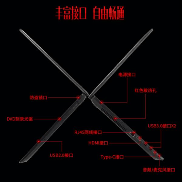 华硕FX53VW 神盾英雄 芯升级!劲爆四核尊享版、旗舰版同步团购